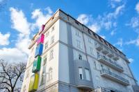 Hostel Link - Dvokrevetna soba s bračnim krevetom - Sobe Lovran