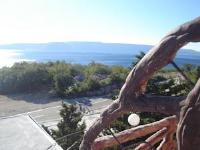 Katarina Apartments and Rooms - Dvokrevetna soba s bračnim krevetom i balkonom s pogledom na more - Sobe Jezera