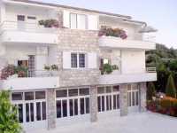 Apartments Tila - Apartman s 1 spavaćom sobom s terasom - Drasnice