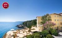 Remisens Villa Belvedere - Appartement 1 Chambre Premium avec Vue sur la Mer - Lovran
