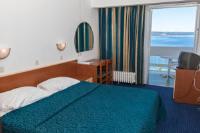 Hotel Omorika - Soba Superior s 2 odvojena kreveta s pogledom na more i balkonom - Sobe Crikvenica