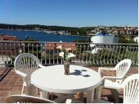 Apartments By The Sea - Apartment mit 1 Schlafzimmer, Terrasse und Meerblick - Pjescana Uvala