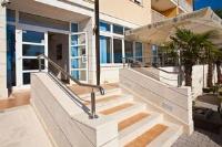 Guesthouse Villa Nike - Apartment mit 1 Schlafzimmer, Balkon und Meerblick - Ferienwohnung Zaostrog