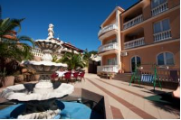 Apartments Villa Canaria - Two-Bedroom Apartment with Balcony - apartments in croatia
