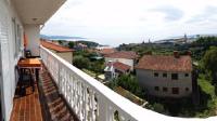 Apartment Vjera - Apartment mit Meerblick - krk strandhaus