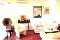 Apartment and Rooms Vilma - Dreibettzimmer mit Balkon - Zimmer Fazana