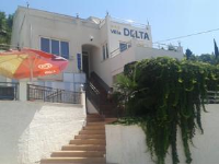 Villa Delta Apartments - Studio with Terrace and Sea View - Blace