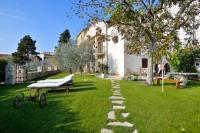 Rural Apartments Ritossa - Apartment mit 3 Schlafzimmern und Terrasse - Vizinada