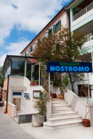 Hotel Nostromo - Double Room with Balcony - Rooms Rabac