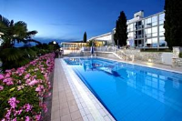 All Inclusive Hotel Zorna - Double Room with Sofa Bed - Sea Side - Rooms Porec