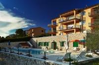 Apartments Villa Venera - Appartement 1 Chambre avec Balcon - Maisons Kras