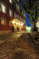 Hotel Kaštel - Chambre Double de Luxe avec Balcon - Motovun