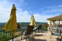 Villa Borgo B&B - Chambre Double ou Lits Jumeaux - Vue Panoramique - Motovun