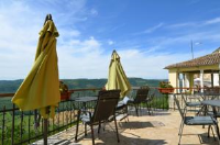 Villa Borgo B&B - Double or Twin Room with Panoramic View - Motovun