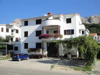 Apartment Grozdana - Two-Bedroom Apartment with Balcony - Baska
