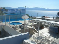 Aparthotel Pecic - Duplex Studio with Pool View - Apartments Gradac