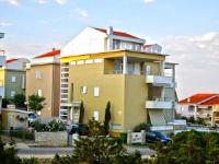 Ville Sunca - Apartment mit 2 Schlafzimmern mit Balkon - Ferienwohnung Stara Novalja