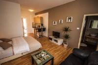 Sara Residence - Dvokrevetna soba s bračnim krevetom s terasom - zadar sobe