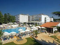 Valamar Pinia Hotel - All Inclusive Light - Standard Twin or Double Room with Balcony and Park View - Rooms Porec
