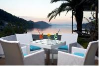 Hotel Sipan - Posebna ponuda - Klasična dvokrevetna soba s bračnim krevetom ili s 2 odvojena kreveta s pogledom na naselje i uključenom uslugom prijevoza do objekta - Sobe Luka