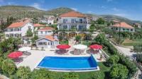 Apartments Sorić - Appartement 3 Chambres avec Balcon et Vue sur la Mer - Appartements Seget Donji