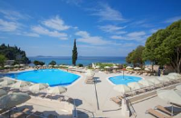 Hotel Resort Astarea - Offre Spéciale - Chambre Double Supérieure avec Balcon - Vue sur Mer - Forfait Soins - Chambres Mlini
