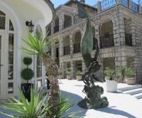 Villas Arbia - Margita Apartments - Dvokrevetna soba Deluxe s bračnim krevetom s pogledom na vrt - Sobe Banjol