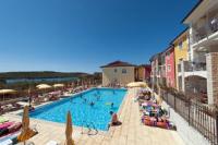 Residence Superior Del Mar - Apartment mit 2 Schlafzimmern und Meerblick - Zimmer Vela Luka