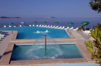 Hotel Orphee - Twin Room with Balcony and Sea View - Rooms Mlini