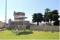 Apartment Kapelica - Dvokrevetna soba s bračnim krevetom ili 2 odvojena kreveta s terasom - Sobe Stari Grad