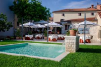 Boutique Hotel San Rocco - Dvokrevetna soba Comfort s bračnim krevetom - Sobe Plitvica Selo