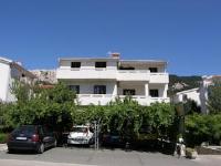 Apartments Brnic - Klasični apartman (2 odrasle osobe) - Baska