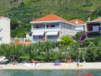 Marin Apartments - Chambre Double avec Balcon - Chambres Podstrana