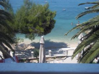 Apartments & Rooms Baltazar - Family Room with Balcony and Sea View - Rooms Podstrana