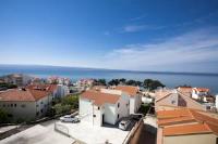 Apartments Trešnja - One-Bedroom Apartment with Sea View - Apartments Podstrana
