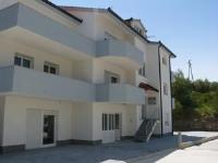 Apartments Stipe - Chambre Double avec Balcon - Chambres Podstrana