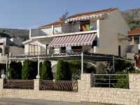 Apartments Villa Tanja - One-Bedroom Apartment with Terrace and Sea View - Podstrana