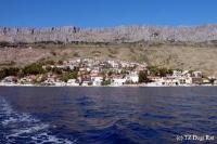 Guest House Jadran - Appartement 2 Chambres avec Terrasse et Vue sur la Mer - Dugi Rat