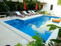 Apartments Cordis - Double Room with Private Bathroom - apartments in croatia