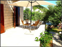 Apartments Pina - Studio s terasom i pogledom na more - Apartmani Bol