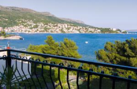 Apartments Bruno - Double Room with Balcony and Sea View - Rooms Stobrec