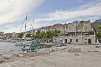 Hotel Kastil - Classic Double Room with Balcony and Sea View - Rooms Bol
