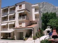 Villa Sladojević - Appartement 1 Chambre avec Balcon - omis appartement pour deux personnes