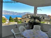 Villa Royal Beach - Apartman s pogledom na more - Postira