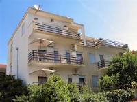 Apartments Vinka Stobreč - Apartment mit 2 Schlafzimmern, einem Balkon und Meerblick - Ferienwohnung Stobrec