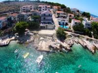 Apartments Atlas Grubišić - Appartement 2 Chambres avec Balcon et Vue sur la Mer - Appartements Primosten