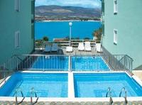 Villa Bayview - Apartment (2 Erwachsene + 1 Kind) - Zimmer Mastrinka