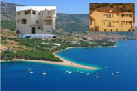Apartments Villa Jelena - Apartman s 1 spavaćom sobom, terasom i pogledom na more (4 odrasle osobe) - Bol