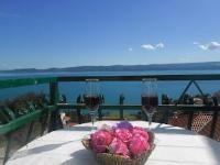 Apartments Goran - Studio with Balcony and Sea View - Mimice