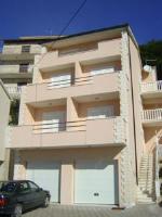 Apartments Maras - Three-Bedroom Apartment with Balcony and Sea View - Mimice